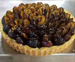 plum-tart
