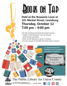 books on tap oct