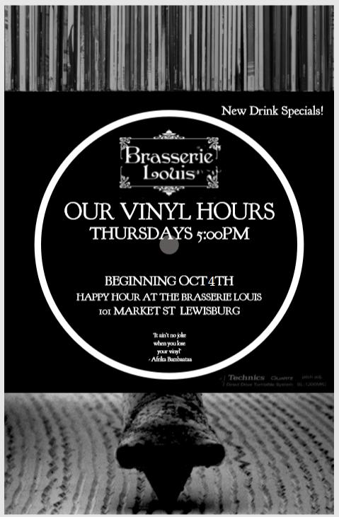 vinyl night oct 4